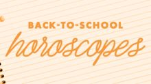 Here Are Your Back-to-School Horoscopes
