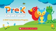 Scholastic Launches Early Childhood Program to Start Every Child's Learning Journey with Both Academic and Social-Emotional Support