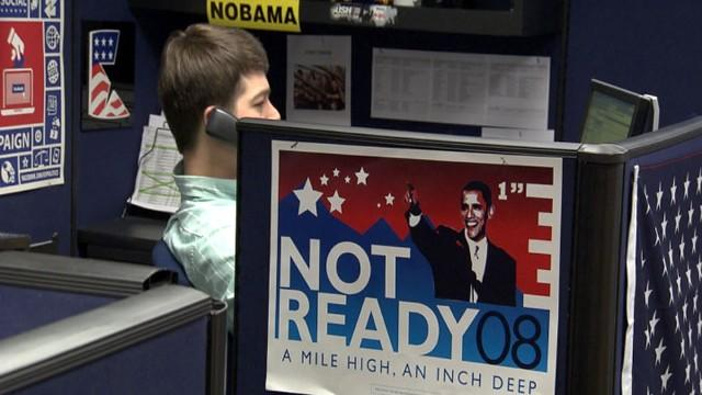 Exclusive Inside Look at GOP's Anti-Obama War Room
