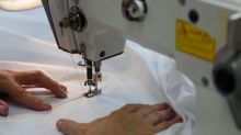 Queen's bed sheet maker brings back cotton weaving to the UK