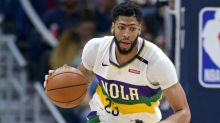 The Pelicans will sit Anthony Davis against the Lakers
