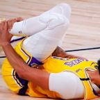 Anthony Davis on sprained ankle: 'Rolled it pretty bad. I'll be fine.'
