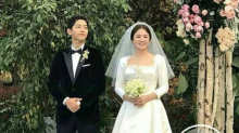 'Descendants Of The Sun' stars tie the knot in private ceremony