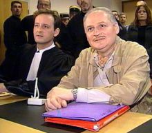 Carlos the Jackal gets third life sentence after conviction for 1974 Paris attack