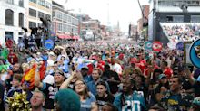 After NFL Draft, Nashville wants the World Cup