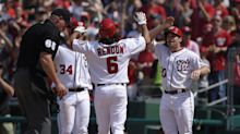 Anthony Rendon's 10 RBIs didn't even account for half of the Nationals total on Sunday
