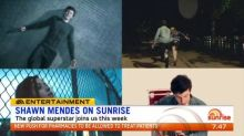 Shawn Mendes on Sunrise