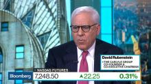 Tech to Spend Cash on Media M&A, Says Carlyle's Rubenstein
