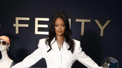 Rihanna inaugura su tienda de moda de LVMH en París