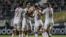 Fluminense chega a nove gols em três jogos e tem segundo melhor ataque do Brasileiro