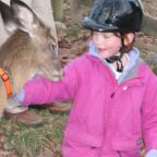 Animal Sanctuary Created in Honor of Sandy Hook Victim Catherine Violet Hubbard Keeps Her Dreams Alive