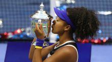 US Open 2020: Osaka savours second New York triumph after stunning win over Azarenka