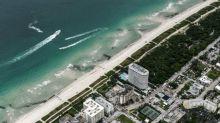 Après l'effondrement d'un immeuble près de Miami, l'angoisse des résidents et des familles de disparus