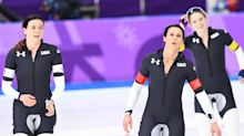 Mystery solved: USA speed skaters' highlighted crotch uniform design