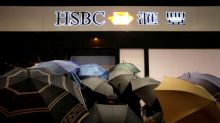 HSBC to stop weekend, overnight services at some Hong Kong ATMs after branches vandalised
