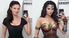 Alyson Tabbitha se hace viral con su 'cosplay' de Wonder Woman