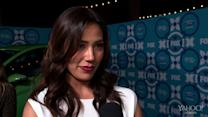 "Michaela Conlin Talks ""Bones"""