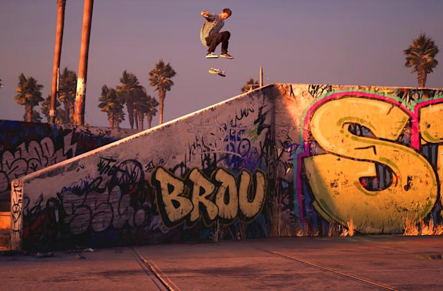 'Tony Hawk's Pro Skater 1 and 2' HD remaster lands in September