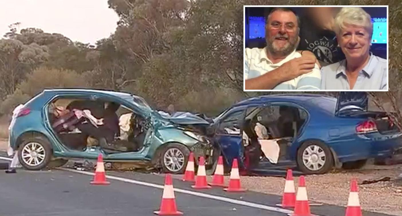 Home Lottery Adelaide >> Woman dead, husband injured in crash after winning lottery car