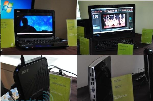 NVIDIA Ion 2 now official; Acer, ASUS and Lenovo at the ready