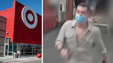 Girl, 11, 'groped' while shopping with family in Target