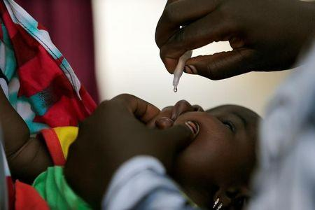 Thumbnail for Polio vaccine campaign targets 100 mln African children to stop Nigeria outbreak spreading