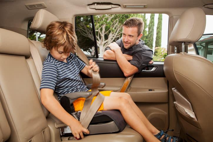 Sicurezza in auto, cambiano le regole per i bambini