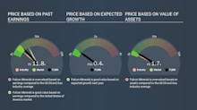 How Does Falcon Minerals's (NASDAQ:FLMN) P/E Compare To Its Industry, After The Share Price Drop?