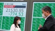 La crainte d'une deuxième vague du virus fait trébucher les Bourses asiatiques
