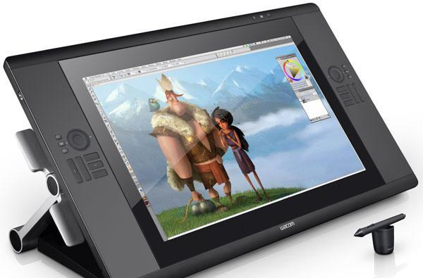 Wacom outs the Cintiq 24HD touch, adds multi-touch controls and more to its largest pen display