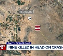 8 people, including 4 migrants in US illegally, die in crash