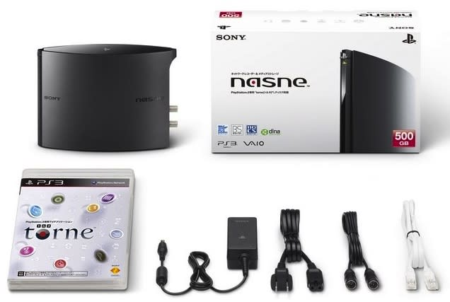 Sony postpones Nasne NAS due to quality control issues