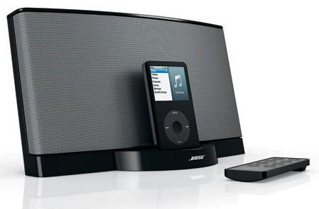 Bose SoundDock Series II heading to a den near you this September