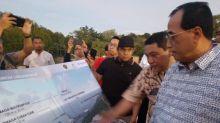Menhub Sambangi Bakal Pelabuhan Multifungsi di Labuan Bajo