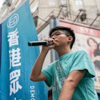 Joshua Wong Joins Call for Hong Kong Leader to Quit After He's Released