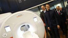 Siemens Healthineers up 7 percent on 4.2 billion euro market debut
