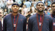 Carmelo Anthony reportedly joins LeBron James, agrees to one-year deal with Lakers