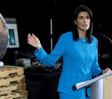 Nikki Haley Slams Iran's Role In Yemen War, Neglects To Mention U.S. Part In Humanitarian Crisis