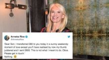 Anneka Rice Faces Her Toughest Challenge To Date: Getting Money Back From Her Teen Son