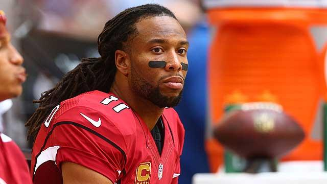 Larry Fitzgerald too risky for your fantasy title game