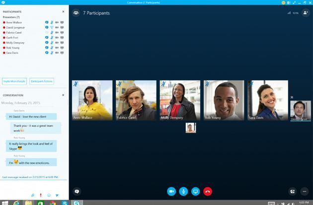 Microsoft offers pros a peek at the latest versions of Office and Skype
