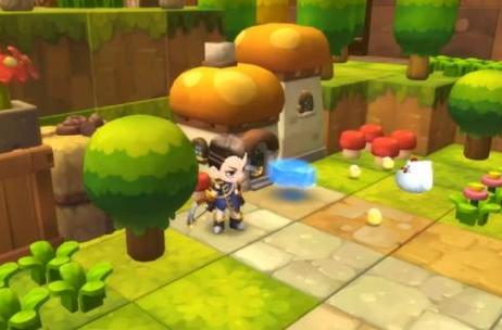 Watch MapleStory 2's feature trailer