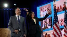 Vice President-Elect Kamala Harris' husband leaves job at powerhouse law firm DLA Piper