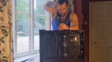 'Viewer discretion is advised' as Henry Cavill sensually builds a gaming PC