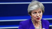 Britain open to longer Brexit transition but sees no need for it: May