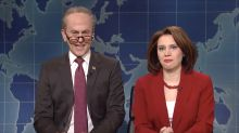 'SNL': Chuck Schumer And Nancy Pelosi Relish Trump's Dealmaking Failure