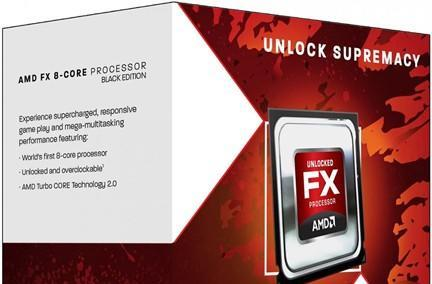 AMD resurrects its 'FX' brand for speed freaks, lexicon lovers