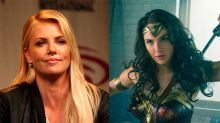 Charlize Theron rechazó un papel en Wonder Woman