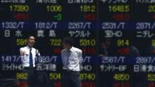 Equity markets dip on U.S. tax plan; euro weakens on Draghi