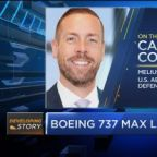 Boeing stockholders should be patient amid 737 Max 8 investigations, analyst says
